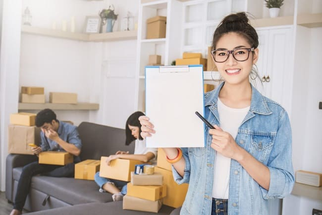 create an inventory, folsom movers