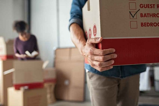 packing, folsom movers, moving budget